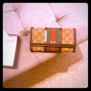 Brand new Gucci wallet in Perfect Condition